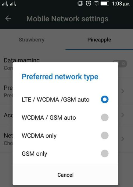 How to know whether you can connect to 4G LTE on your phone