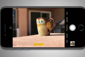 What is portrait mode on smartphones?