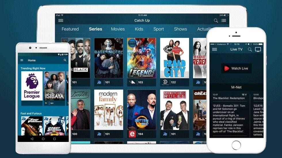Don't have a decoder and dish on you? Here's how to watch DStv Now