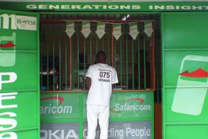 Safaricom and Vodacom in a joint venture to purchase M-PESA Intellectual Rights from Vodafone UK