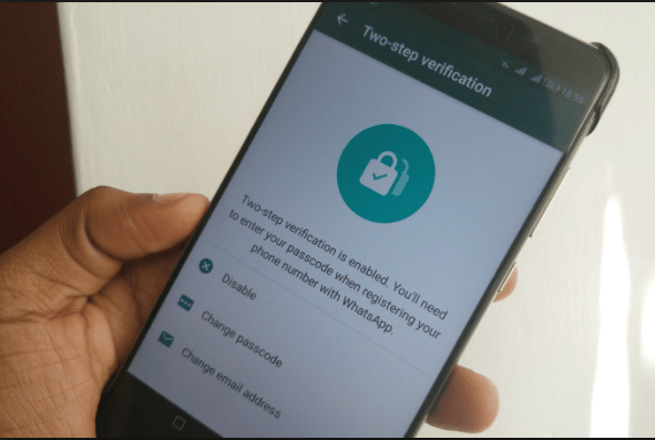 How to secure your WhatsApp with two-step verification