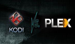 Kodi vs Plex