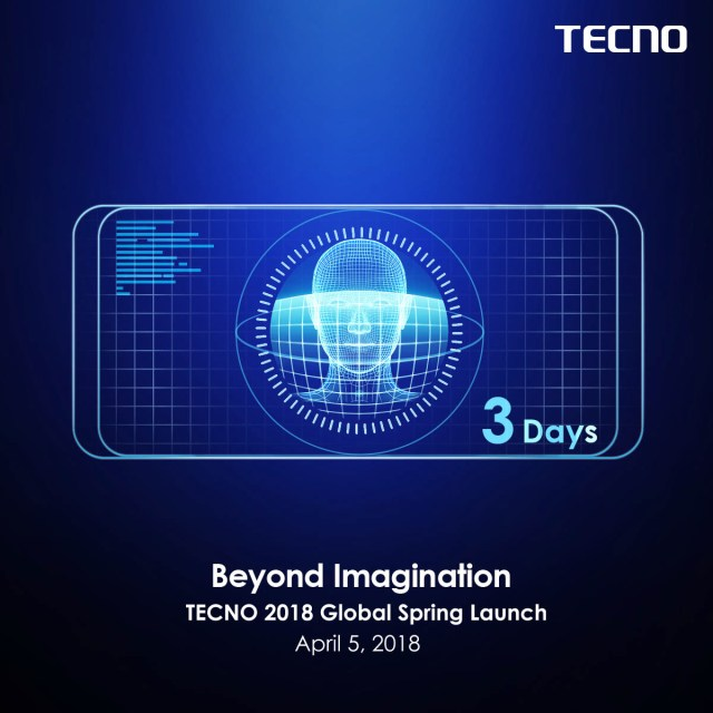 You'll Unlock TECNO's new Camon Using Face ID Feature - Dignited