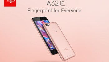 Different things you can do with the itel A32F fingerprint sensor