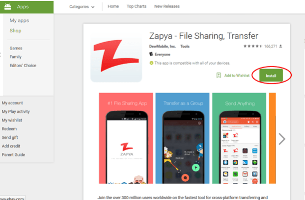 5 File Transfer and Sharing Apps for Android that aren't