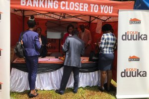 Equi Duuka brings Equity Bank's services to the shop closest to you