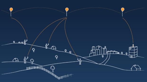 Rural Kenya to get high-speed Internet access via balloons