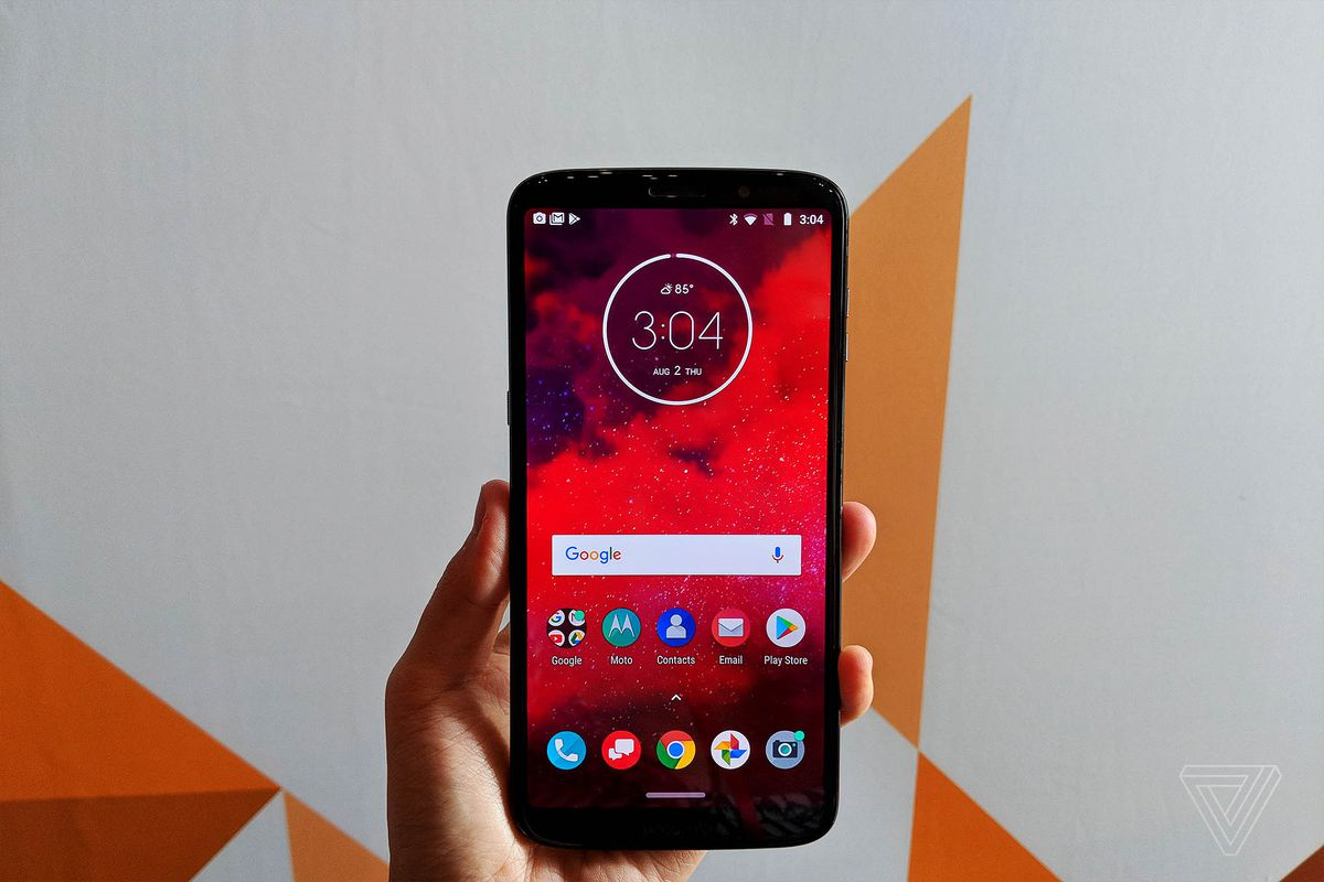 Moto Z3 with 18:9 Aspect Display and Sanpdragon 835 SoC Launched