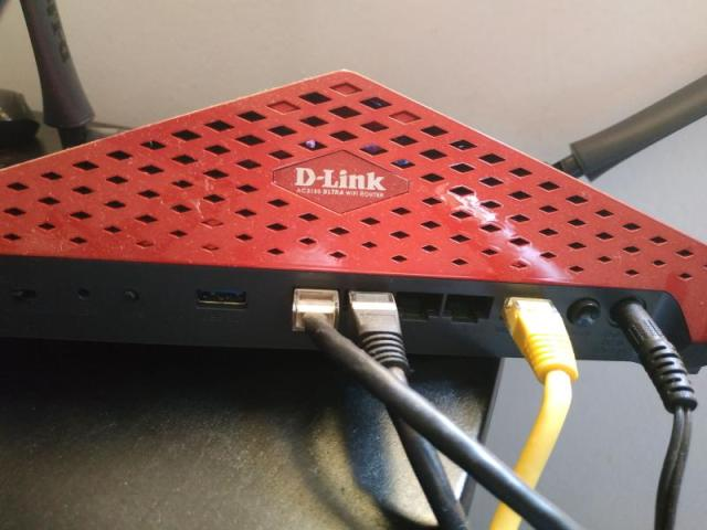 D-LINK AC 3150 MU-MIMO Ultra WiFi router