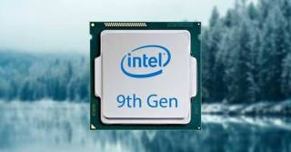 Intel's 9th Gen