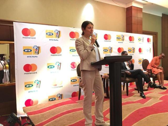 mtn uganda mastercard momocard launch