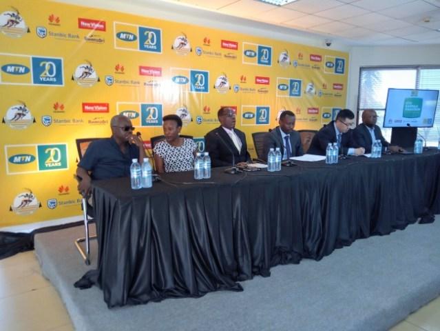 MTN Kampala marathon 2018 launch