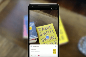 Scan text, shop and discover new places with Google lens.