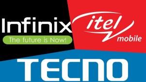 Tecno Infinix Itel