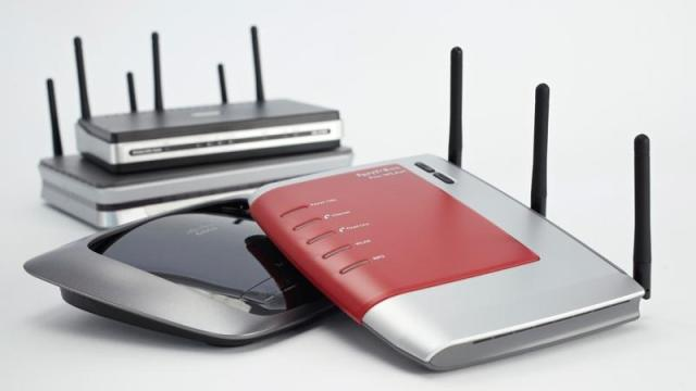 Router Admin IP Addresses