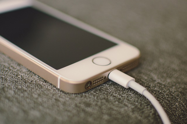 smartphone heats up during charging
