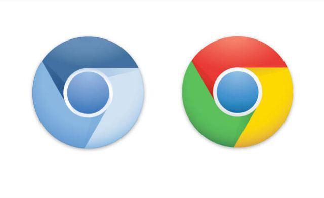 Chromium na Chrome kivinjari