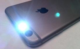 Adjust flashlight brightness
