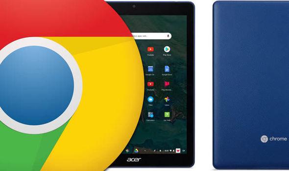 Chrome OS Tablets