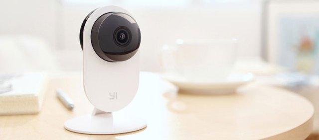 WiFi Camera with local storage