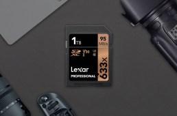 1 TB SD card
