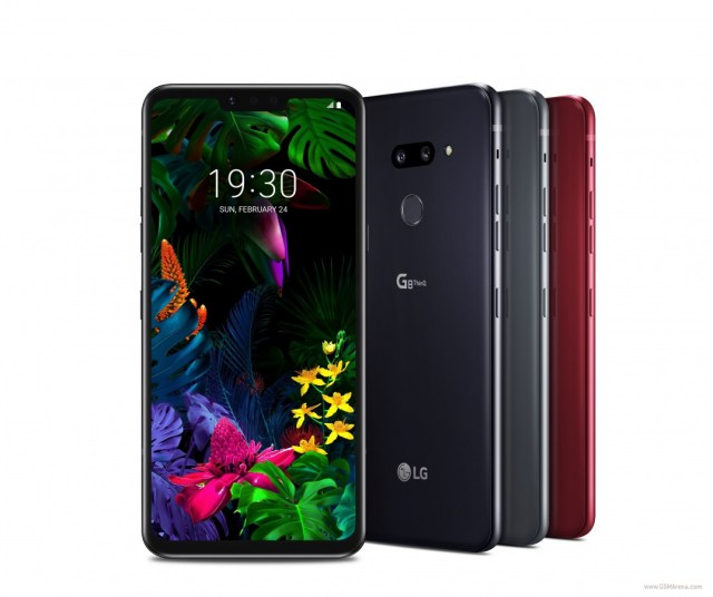 Palm Unlock LG G8 ThinQ