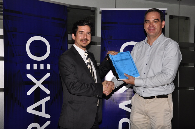 Raxio Data Centre