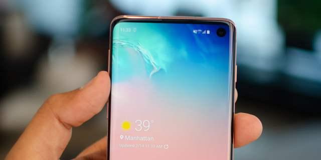Samsung Galaxy S10 Screen repair