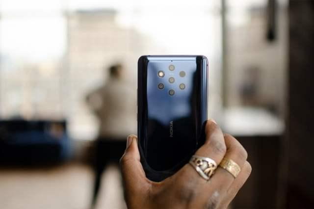 Nokia 9 Penta-Camera