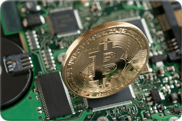 bitcoin mining pc hardware