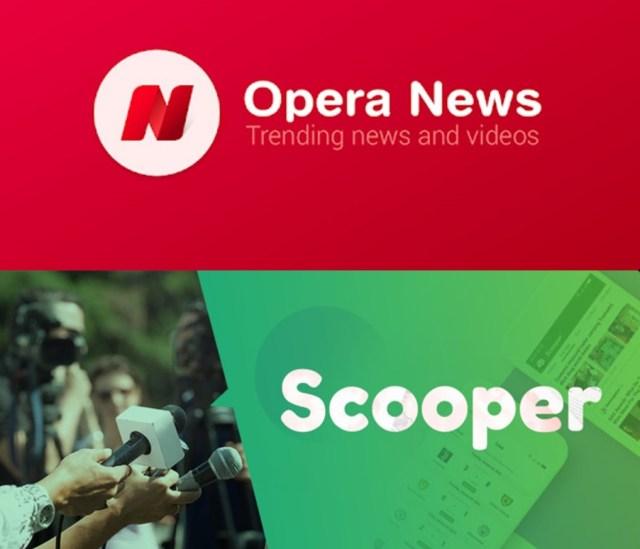 Opera News vs Scooper