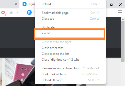 how to manage browser tabs