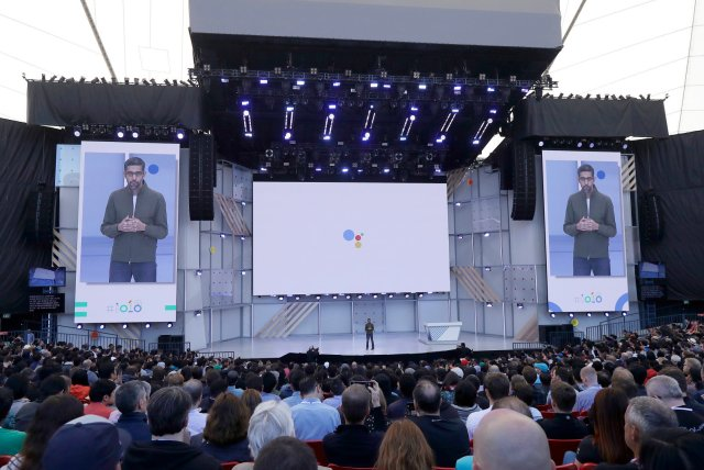 How to stream Google I/O 2019