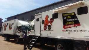 Nira registration trucks