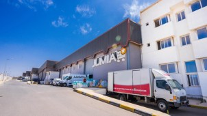 Jumia Shares fall
