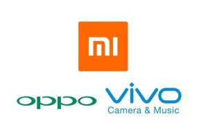 Oppo, Xiaomi, and Vivo working on cross-brand built-in file sharing on their smartphones