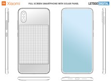 Xiaomi solar powered smartphone