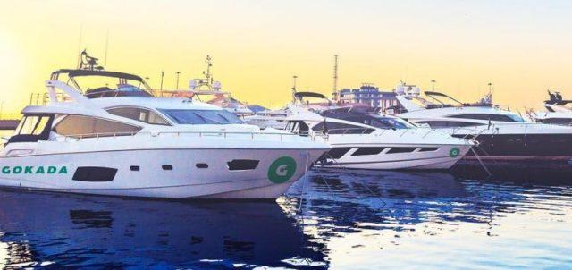 Gokada Boat service