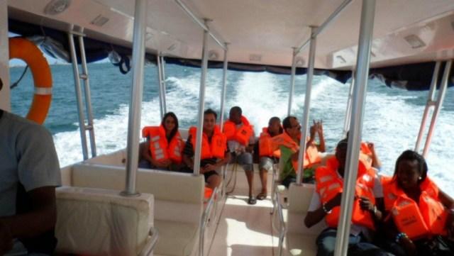 Lagos boat service
