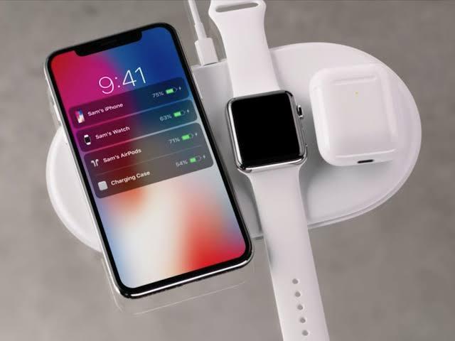 airpods 1st gen wireless charging