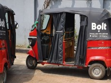 Tricycle Hailing in Nigeria
