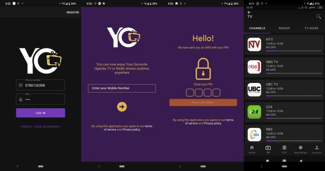 MTN Uganda YoTVChannels