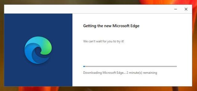 install edge