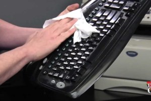 How to Clean Your PC Keyboard without Damaging It