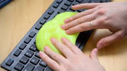 keyboard cleaning tutorial