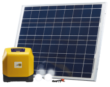 MTN Lumos Solar Mobile Electricity