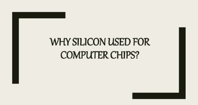 computer chips silicon