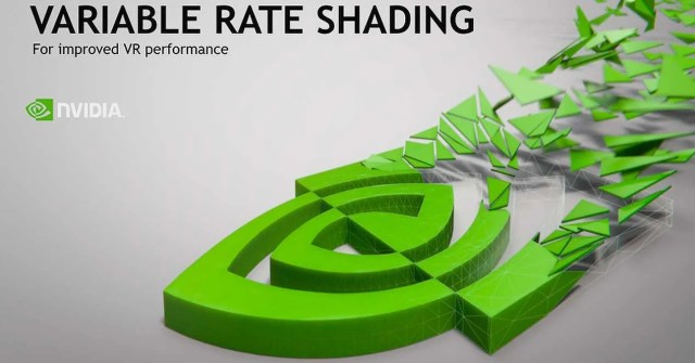 variable rate shading