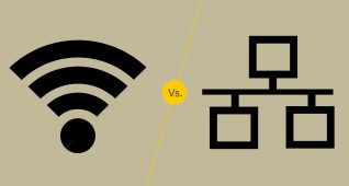 Ethernet LAN vs WiFi