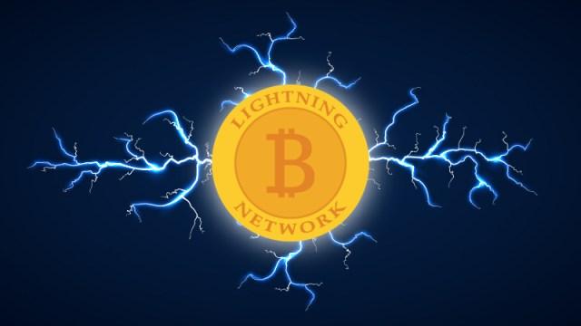 Bitcoin's lightning network